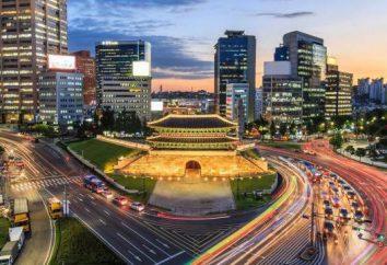 attrazioni Corea, i luoghi più interessanti