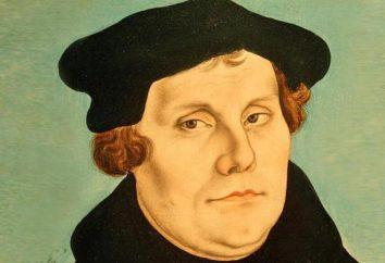 Co jest luterański? Porównanie luteranizmu i kalwinizmu. Podobieństwa i różnice między luteranizmu i kalwinizmu: stół