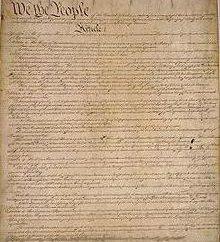 La primera constitución del mundo: desde Esparta a los EE.UU.