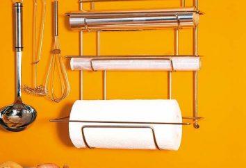 Rails pour la cuisine: quels sont-ils et comment les installer?