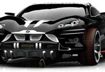 Vue d'ensemble des concept-cars: BMW X9 et BMW i8 Spyder
