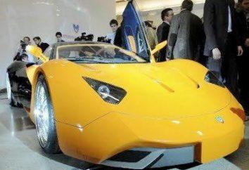 """Marusya"" (carro): características, fabricante, opiniões"