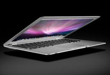 Laptop Apple MacBook Air: opinie klientów i funkcje