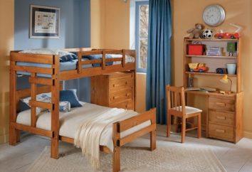 Come scegliere un letto a castello a destra?