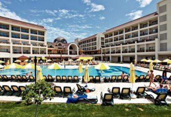 Seher Sun Palace Spa 5 * (Side, Turchia): descrizione dell 'hotel e recensioni