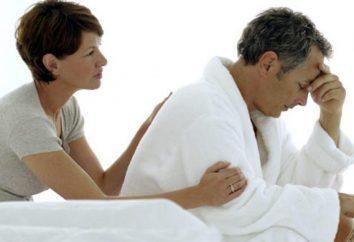 Mężczyzna menopauzy: objawy, leczenie, a pierwsze oznaki. Jakie są objawy menopauzy męskiej?