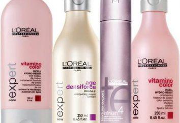 """Kosmetyki """"Loreal"""" dla profesjonalistów fryzjerskich – idealny asystent w osiągnięciu piękna"""