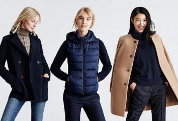 Taille de la table de vêtements pour femmes: Russie, Etats-Unis, Italie, Chine