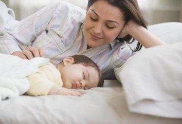 Dreszcze w czasie snu noworodka, dlaczego i co robić?