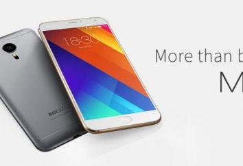 Meizu MX5: opinie, dane techniczne, opinie i porównania z iPhone