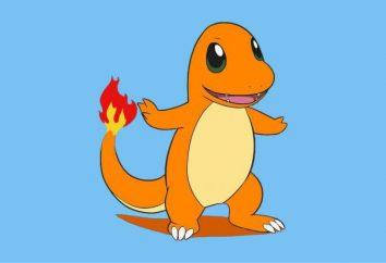 Pokemon Charmander: Qui est le rôle joué dans le film, ce que les capacités ont?