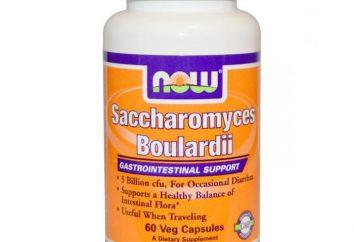 """Probiotici """"Saccharomyces boulardii"""": istruzioni per l'uso, descrizione, composizione e recensioni"""
