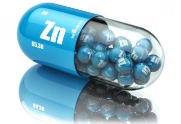 Qual é o papel do zinco no corpo humano?