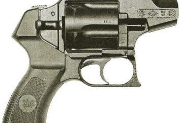 "Traumatischer Revolver ""Ratnik 410h45TK"": Technische Merkmale, Foto, Rezensionen"
