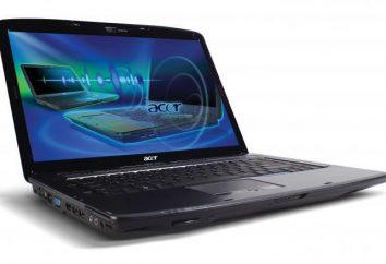 Acer Aspire 5530 Laptop: przegląd, specyfikacje, opinie