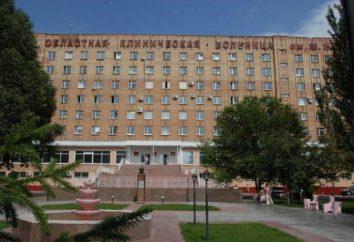 Nome SOKB VD Seredavina: la storia, i servizi. Ospedale Seredavina (Samara): recensioni