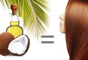 Comment utiliser l'huile de noix de coco pour le droit de cheveux? Puis-je utiliser l'huile de noix de coco pour les cheveux?