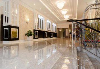 """Hotel """"Aurora"""", Belgorod: descripción, alojamiento y comentarios"""