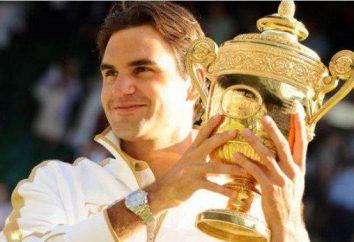 La première raquette du monde: le classement des meilleurs joueurs de tennis du monde
