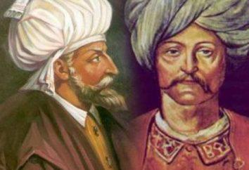 Rebelde Bayazid, filho de Suleiman