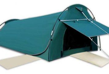 Pojedynczy namiot – niezbędny atrybut każdego turysty i wspinacza