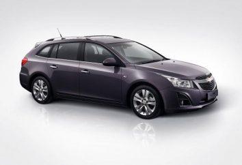 Chevrolet Cruze Wagon – style et confort