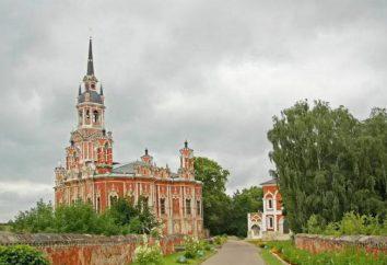 Najpiękniejsze świątynie w rejonie Moskwy