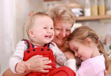 Sarete sorpresi quando si scopre che ruolo nella nonni gioco la vita di un bambino