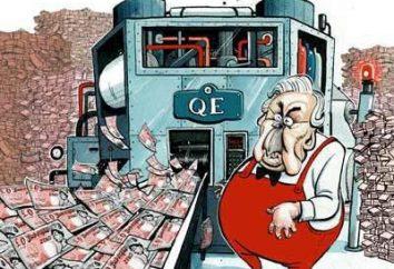 flexibilização quantitativa: programa e política