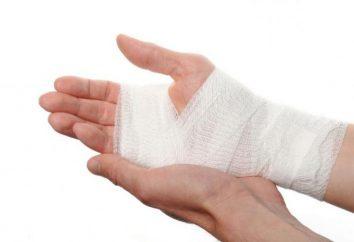 Rodzaje gojenia się ran, w procesie uzdrawiania i leczenia
