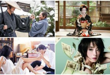 Melhor cinema japonês. lutadores japoneses