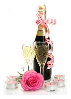 fliege hochzeit champagnerfarben