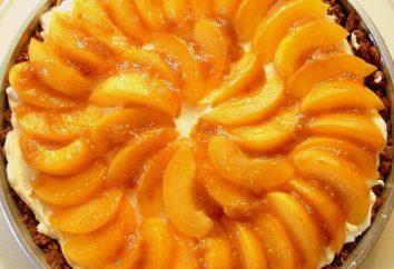 Apricot pie: prezent dla koneserów delikatnych deserów