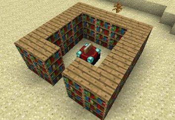 Minecraft: itens de encantamento