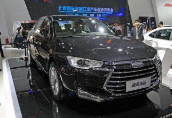 Chińska kopia samochodu. Chiny wykonane samochody