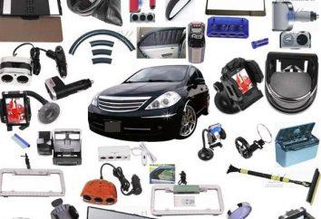 Accessoires pour voitures – un élément utile ou gaspillage d'argent?