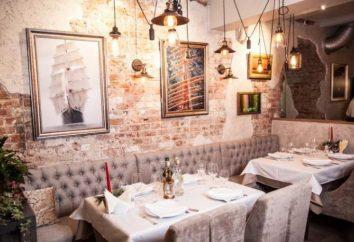 """Restauracja """"Subbotitsa"""" w Moskwie, adres, menu, opinie"""