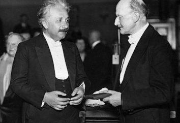 Einstein il premio Nobel per la teoria dell'effetto fotoelettrico