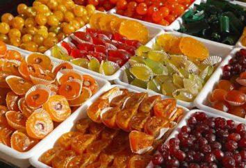 Vitrificada Fruit Cake: Receitas, fotos