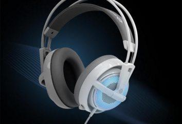 SteelSeries Siberia V2 Frost Blue: recenzje Widok zestawu słuchawkowego