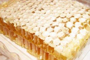 miel blanca