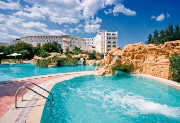 Medina Solaria Thalasso 5 (Tunísia, Hammamet): fotos e comentários