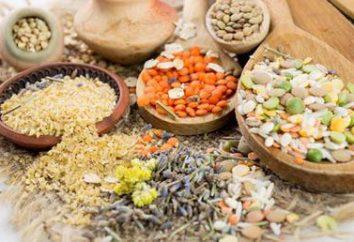 Qu'est-ce que la nourriture macrobiotique? Nutrition macrobiotique selon Lebedev: recettes