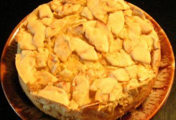 Apfelkuchen von Julia Vysotsky: das Rezept und Tipps von den Meistern
