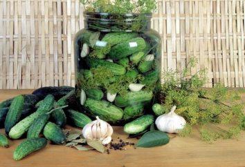 Czy wiesz jak zrobić solone ogórki domu z smaczne i chrupiące?