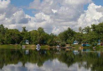 """""""Primavera"""" – centro de recreación en el estuario Miussky"""