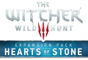 """Il gioco """"The Witcher 3: Cuore di pietra"""": il passaggio. """"The Witcher 3: Cuori di pietra"""": aggiunte di passaggio"""