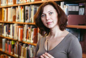 Opis stanowiska bibliotekarza. Obowiązki i uprawnienia bibliotekarza