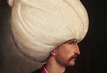Sultan Suleiman: biografia magnífica governante