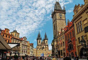 Praga – la capitale della Repubblica Ceca. Storia, attrazioni Praga